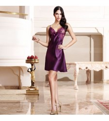 NURTEKS 5417 NIGHT DRESS GECELİK