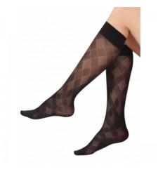 Desenli Diz Altı Çorap Uygun Fiyat