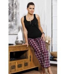Bayan Modal Pijama Takımı